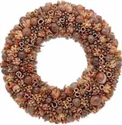 Picture of 34cm Acorn Wreath